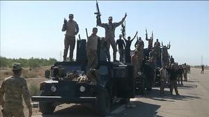Iraqi army starts final advance on IS-held Falluja