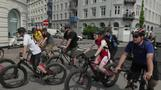 Copenhagen opens new cycle path