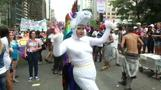 Sao Paulo hosts annual LGBT parade