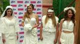 Toilet Paper Wedding Dresses