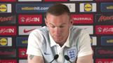 "Rooney says ""confident"" England team can reach the end of Euro tournament"