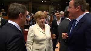 EU leaders gather for post Brexit vote talks