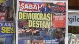 Order has been restored-Turkish officials