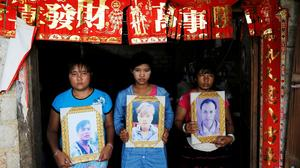 An eerie 'war crime' investigation in Myanmar
