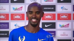 'I want to run against clean athletes' - Mo Farah talks Russia doping ban