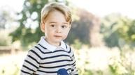 UK's Prince George turns three