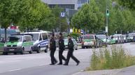 Tense calm settles on Munich