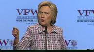 Clinton attacks Trump on foreign policy, insults