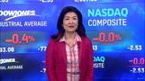NY株反落、原油安でエネルギー株に売り(25日)