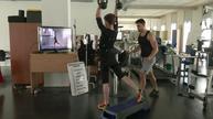 Exercise plus electro-stimulation boosts calorie burn, study says