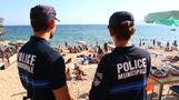 Bag checks, police patrols now part of Cannes beach life