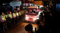 Indonesia kills four drug convicts at midnight