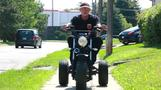 Scooter brings off-road fun to mobility impaired