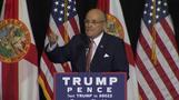 """Bigger than Watergate"": Giuliani on Clinton Foundation"