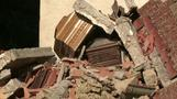 Italian quake hits the living and the dead