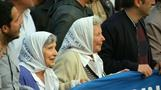 Mothers of Plaza de Mayo march in Buenos Aires