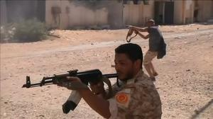 Libyan forces advance into final IS-strongholds in Sirte
