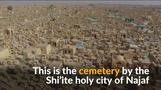 World's largest cemetery in Iraq grows bigger