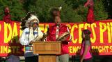 Protesters say Dakota pipeline will 'kill'