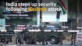 India mulls response after Kashmir army base attack
