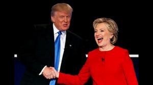 Voters disappointed in Trump vs Clinton debate