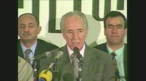Israel Radio: Shimon Peres is dead