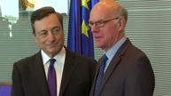 German lawmakers quiz Draghi