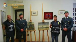 Stolen Van Gogh paintings recovered 14 years later