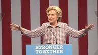 Clinton eyes final stretch