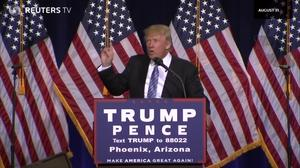 Trump's border wall not a hit in Arizona