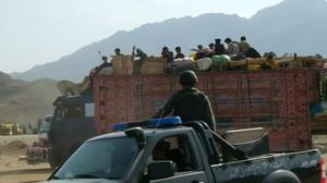 Afghan faces growing returnee crisis