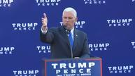 Pence tells voters to