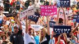 Trump's campaign shocks women in Asia