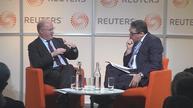 Reuters Newsmaker: Lane talks ECB stimulus and inflation