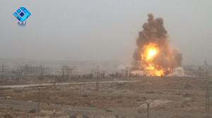 Syrian rebels launch Aleppo counter-attack
