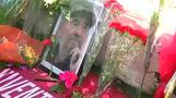 Latin Americans mourn Castro