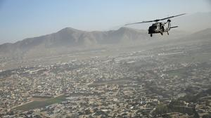 Pentagon aims for Afghan Black Hawk fleet