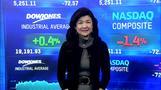 ハイテク株安でS&P・ナスダック下落、ダウは最高値更新(1日)