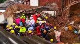 Landslide leaves six dead in Colombia