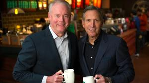 Starbucks' CEO transition unlikely to disrupt growth