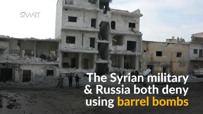 Scores reported killed in Syria's Idlib