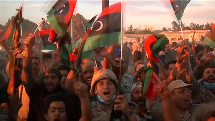 Libyan forces clear last Islamic State hold-out in Sirte