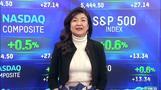 NY株、主要3指数とも過去最高値更新(9日)