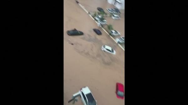 Two dead in flash floods in Turkey