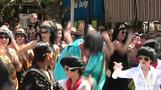 Elvis fans parade at Australian festival honouring rock 'n' roll idol