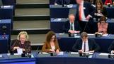 EU parliament votes on speaker, pro-EU bloc forms