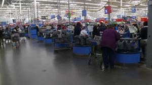 Help wanted at Wal-Mart, GM