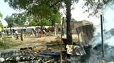 Nigerian air force kills dozens in air strike on refugee camp: MSF
