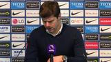 "Pochettino hails ""massive"" point after Manchester City draw"