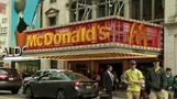McDonald's sales fall in U.S.